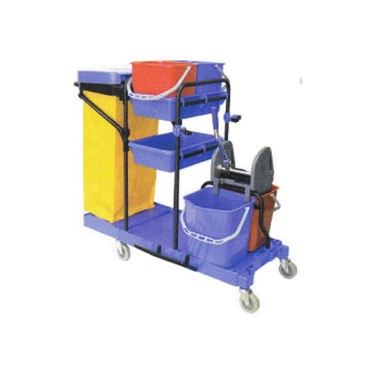 Multifunction Janitor Cart