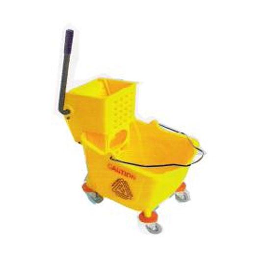 Single Wringer Bucket Side Press