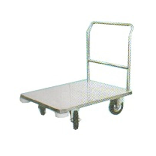 Stainless Steel Plat Form Trolley