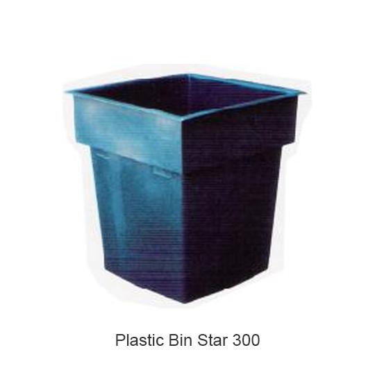 Plastic Bin Star 300