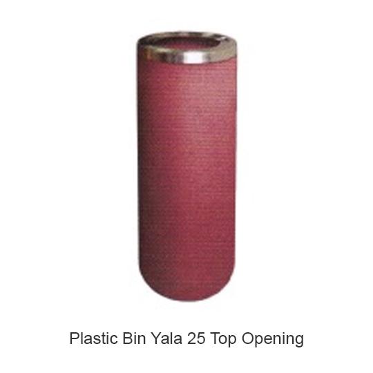 Plastic Bin Yala 25 Top Opening