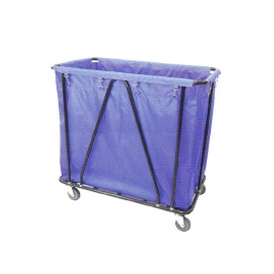Powder Coating Soiled Linen Trolley