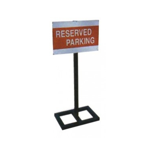 Reserve parking Stand