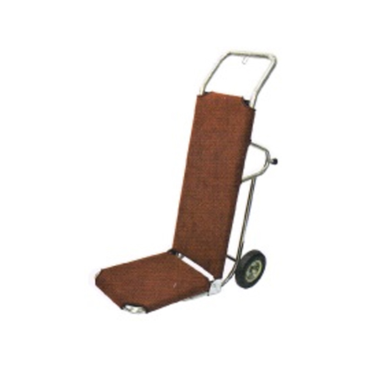 Stainless Steel Bell Boy Trolley BBT414