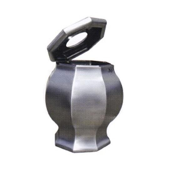 Stainless Steel Design Waste Bin Open Top RAB144OT