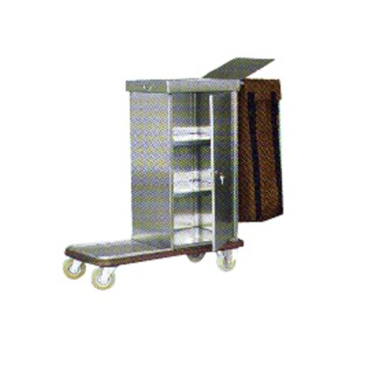 Stainless Steel Escort Cart