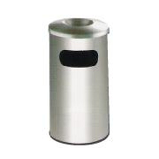 Stainless Steel Litter Bin Ashtray Top RAB050