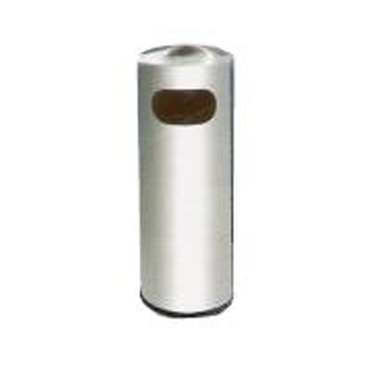 Stainless Steel Litter Bin Dome Top RAB001D
