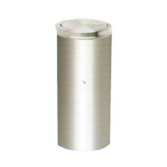 Stainless Steel Litter Bin Flip Top RFT063