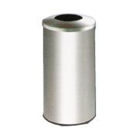 Stainless Steel Litter Bin Open Top RAB052