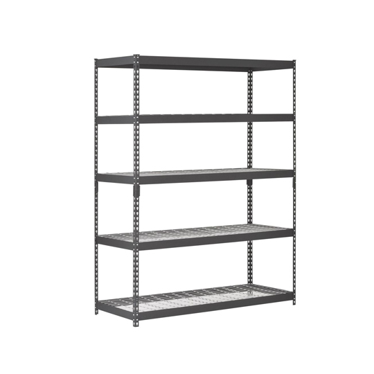 Stainless-Steel-Multipurpose-Shelf-Maximum-Loading-Weight-100kg-per-tier