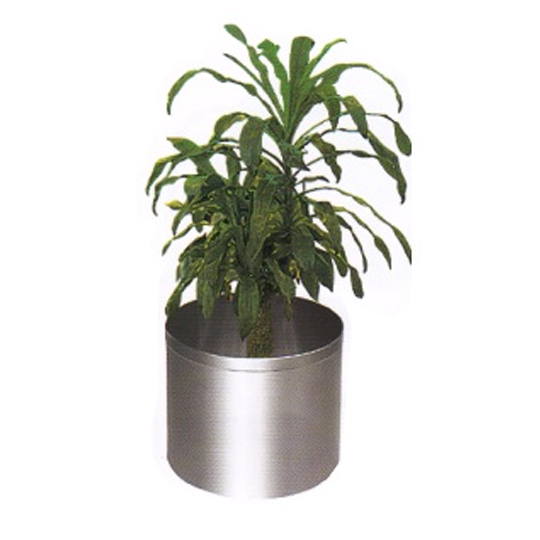 Stainless Steel Pots & Planters 1302