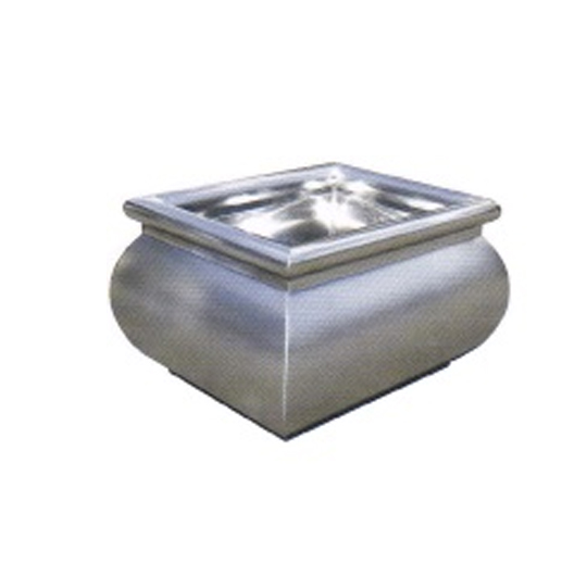 Stainless Steel Pots & Planters 1313