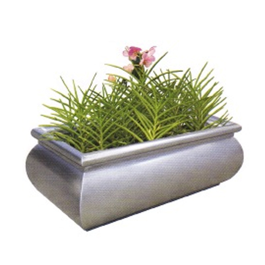 Stainless Steel Pots & Planters 1314