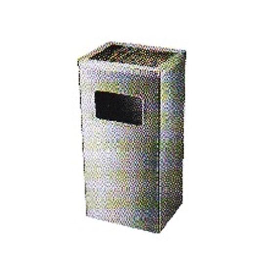 Stainless Steel Rectangular Waste Bin Ashtray Top LD-RAS090