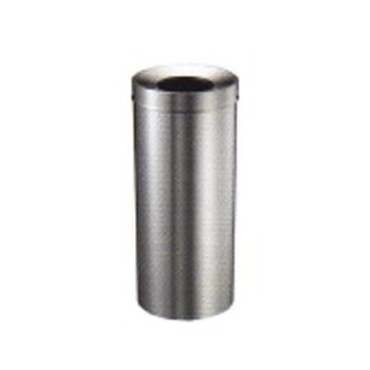 Stainless Steel Round Waste Bin Open Top LD-RAB074
