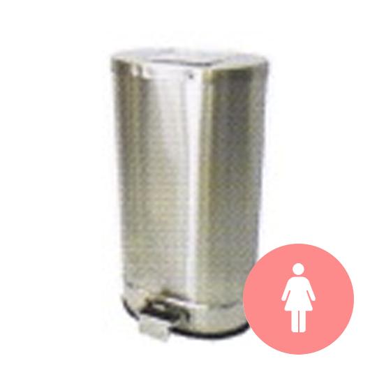 Stainless Steel Sanitary Bin