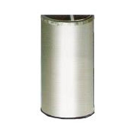 Stainless Steel Semi Round Bin SRB054H