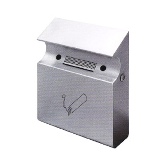 Stainless Steel Wall Mounted Ashtray Bin WMA170